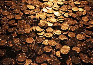 U.S pennies