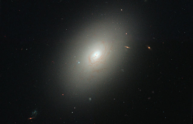Elliptical Galaxy NGC 4150